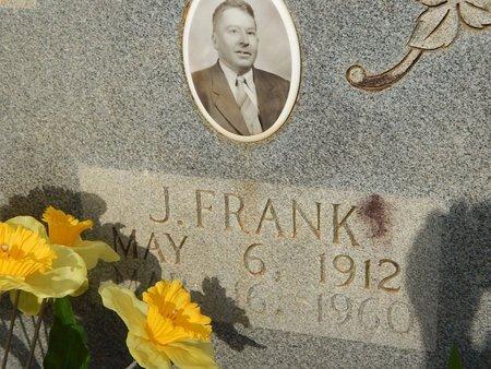 MARTIN, J FRANK (CLOSE-UP) - Wilson County, Tennessee | J FRANK (CLOSE-UP) MARTIN - Tennessee Gravestone Photos