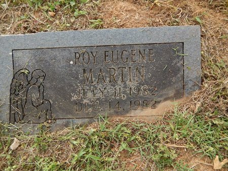 MARTIN, ROY EUGENE - Wilson County, Tennessee | ROY EUGENE MARTIN - Tennessee Gravestone Photos
