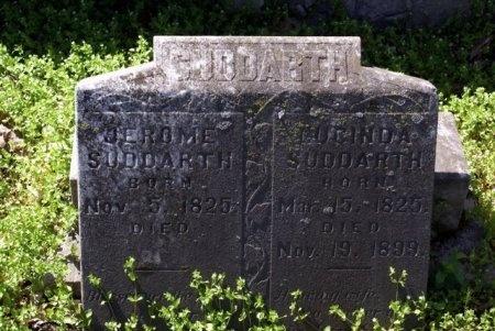 SUDDARTH, LUCINDA - Wilson County, Tennessee   LUCINDA SUDDARTH - Tennessee Gravestone Photos