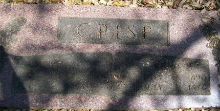 CRISP, HENRY LEE - Anderson County, Texas | HENRY LEE CRISP - Texas Gravestone Photos