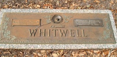 WHITWELL, ROCKY PEARL - Anderson County, Texas | ROCKY PEARL WHITWELL - Texas Gravestone Photos