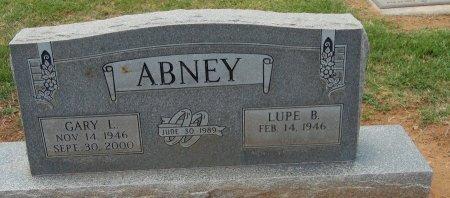 ABNEY, GARY L. - Andrews County, Texas | GARY L. ABNEY - Texas Gravestone Photos