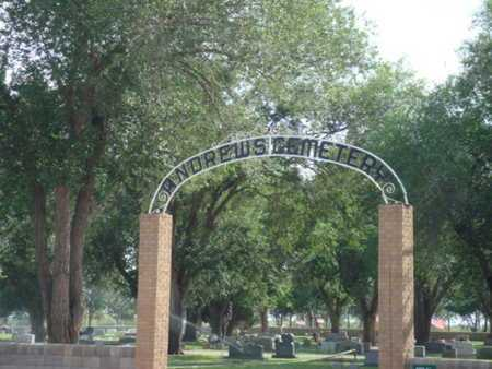 *ENTRANCE GATE,  - Andrews County, Texas |  *ENTRANCE GATE - Texas Gravestone Photos