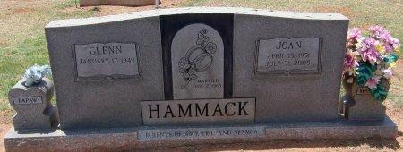 HAMMACK, JOAN - Andrews County, Texas | JOAN HAMMACK - Texas Gravestone Photos