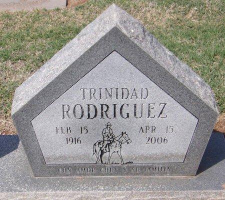 RODRIQUEZ, TRINIDAD - Andrews County, Texas | TRINIDAD RODRIQUEZ - Texas Gravestone Photos