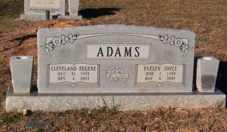 ADAMS, EVELYN JOYCE - Angelina County, Texas | EVELYN JOYCE ADAMS - Texas Gravestone Photos