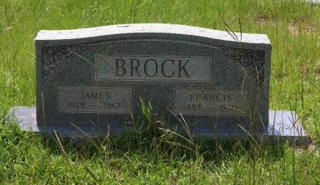 DUNN BROCK, MARY FRANCES - Angelina County, Texas | MARY FRANCES DUNN BROCK - Texas Gravestone Photos