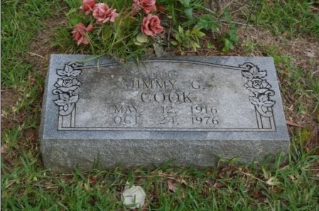 COOK, JIMMY G. - Angelina County, Texas | JIMMY G. COOK - Texas Gravestone Photos