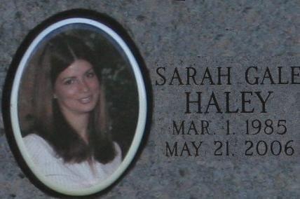HALEY, SARAH GALE (PHOTO) - Angelina County, Texas | SARAH GALE (PHOTO) HALEY - Texas Gravestone Photos
