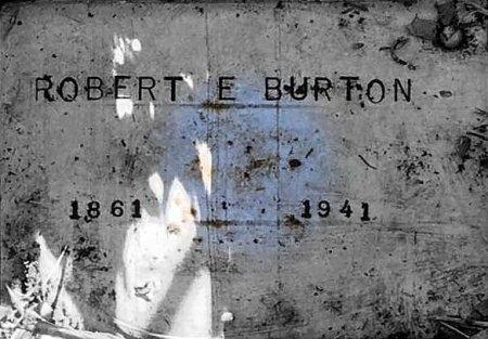 BURTON, ROBERT EMERSON - Aransas County, Texas | ROBERT EMERSON BURTON - Texas Gravestone Photos