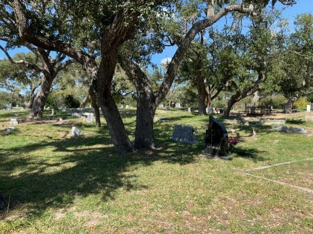 *CEMETERY OVERVIEW,  - Aransas County, Texas |  *CEMETERY OVERVIEW - Texas Gravestone Photos