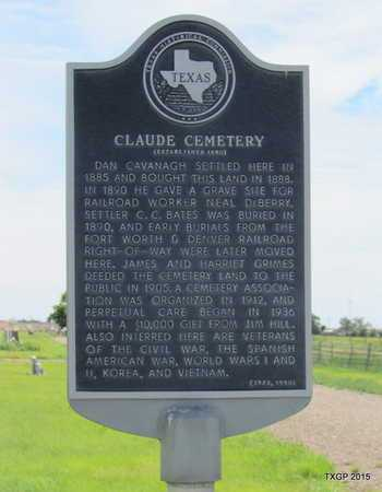 *HISTORICAL MARKER,  - Armstrong County, Texas |  *HISTORICAL MARKER - Texas Gravestone Photos