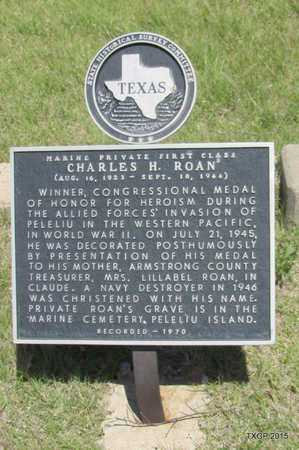 *CONGRESSIONAL MEDAL OF HONOR,  - Armstrong County, Texas |  *CONGRESSIONAL MEDAL OF HONOR - Texas Gravestone Photos