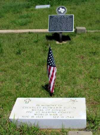 ROAN, CHARLES HOWARD - Armstrong County, Texas | CHARLES HOWARD ROAN - Texas Gravestone Photos