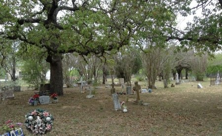 *BRITE CEMETERY VIEW,  - Atascosa County, Texas |  *BRITE CEMETERY VIEW - Texas Gravestone Photos