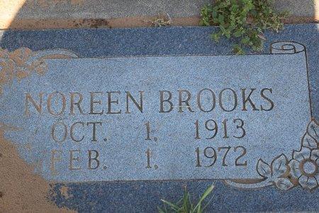 BROOKS, NOREEN - Atascosa County, Texas | NOREEN BROOKS - Texas Gravestone Photos