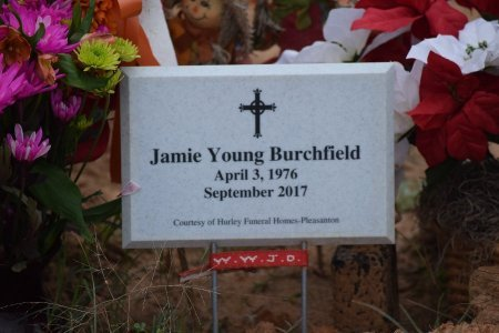 BURCHFIELD, JAMES YOUNG - Atascosa County, Texas | JAMES YOUNG BURCHFIELD - Texas Gravestone Photos