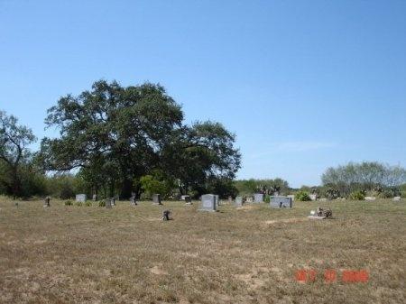 *CEMETERY VIEW,  - Atascosa County, Texas |  *CEMETERY VIEW - Texas Gravestone Photos