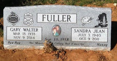 FULLER, SANDRA JEAN - Atascosa County, Texas | SANDRA JEAN FULLER - Texas Gravestone Photos