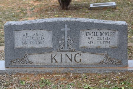 BOWLES KING, JEWELL - Atascosa County, Texas | JEWELL BOWLES KING - Texas Gravestone Photos