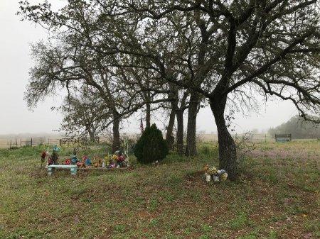 *LOTT CEMETERY VIEW,  - Atascosa County, Texas |  *LOTT CEMETERY VIEW - Texas Gravestone Photos