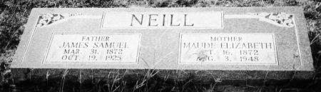 NEILL, JAMES SAMUEL - Atascosa County, Texas   JAMES SAMUEL NEILL - Texas Gravestone Photos