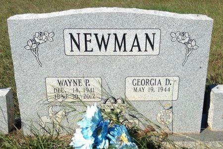NEWMAN, WAYNE P. - Atascosa County, Texas   WAYNE P. NEWMAN - Texas Gravestone Photos