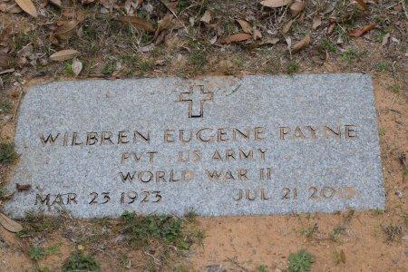 PAYNE (VETERAN WWII), WILBREN EUGENE - Atascosa County, Texas | WILBREN EUGENE PAYNE (VETERAN WWII) - Texas Gravestone Photos