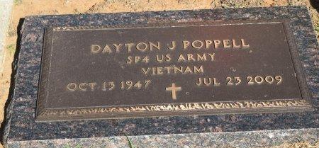 POPPELL (VETERAN VIET), DAYTON J - Atascosa County, Texas   DAYTON J POPPELL (VETERAN VIET) - Texas Gravestone Photos