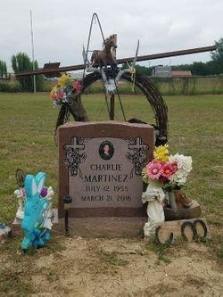 MARTINEZ, CHARLES RAY - Atascosa County, Texas | CHARLES RAY MARTINEZ - Texas Gravestone Photos