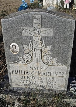 MARTINEZ, EMILIA G. - Atascosa County, Texas | EMILIA G. MARTINEZ - Texas Gravestone Photos