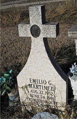 MARTINEZ, EMILIO - Atascosa County, Texas | EMILIO MARTINEZ - Texas Gravestone Photos