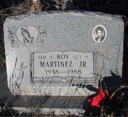 MARTINEZ, JR, ROY - Atascosa County, Texas | ROY MARTINEZ, JR - Texas Gravestone Photos