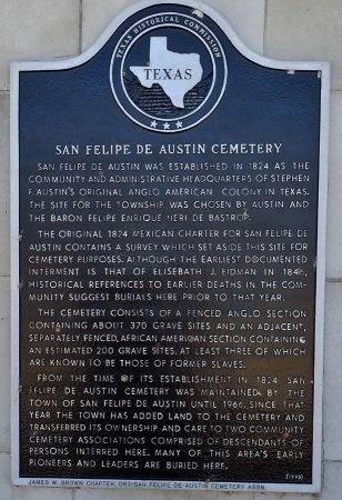 *HISTORICAL MARKER,  - Austin County, Texas |  *HISTORICAL MARKER - Texas Gravestone Photos
