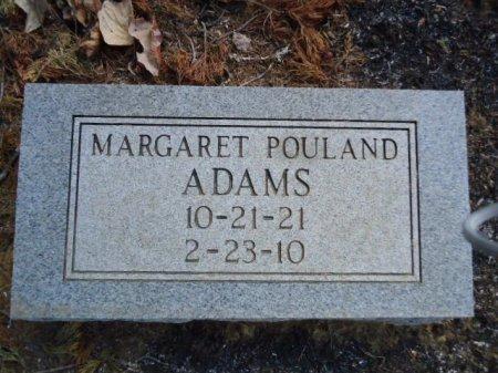 ADAMS, MARGARET ANN - Bastrop County, Texas | MARGARET ANN ADAMS - Texas Gravestone Photos