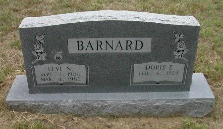 BARNARD, DORIS E. - Bastrop County, Texas | DORIS E. BARNARD - Texas Gravestone Photos