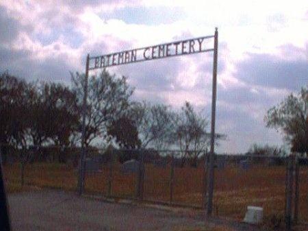 *BATEMAN ENTRANCE,  - Bastrop County, Texas    *BATEMAN ENTRANCE - Texas Gravestone Photos