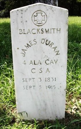 DURAN (VETERAN CSA), JAMES - Bastrop County, Texas   JAMES DURAN (VETERAN CSA) - Texas Gravestone Photos