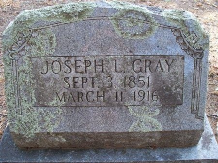 GRAY, JOSEPH LILLIARD - Bastrop County, Texas   JOSEPH LILLIARD GRAY - Texas Gravestone Photos