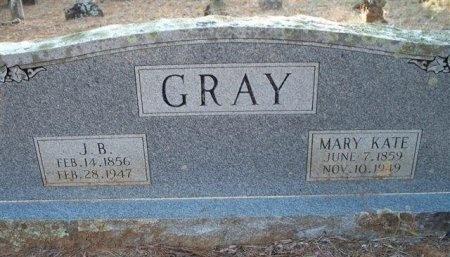 "DICKENS GRAY, MARY CATHERINE ""KATE"" - Bastrop County, Texas | MARY CATHERINE ""KATE"" DICKENS GRAY - Texas Gravestone Photos"