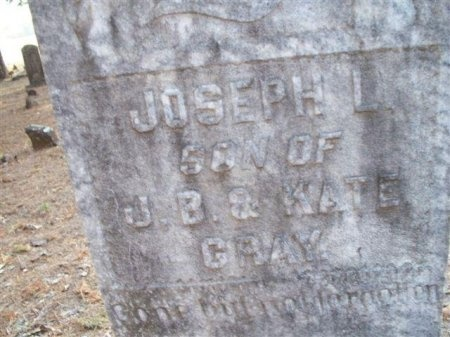 GRAY, JOSEPH L. - Bastrop County, Texas | JOSEPH L. GRAY - Texas Gravestone Photos