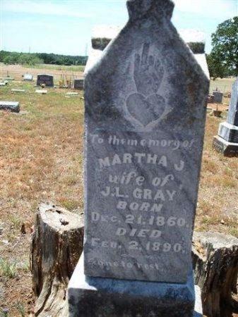 MCPHAUL GRAY, MARTHA JULIA - Bastrop County, Texas   MARTHA JULIA MCPHAUL GRAY - Texas Gravestone Photos