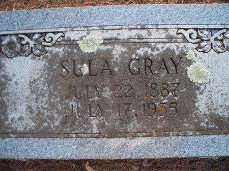 GRAY, SULA - Bastrop County, Texas | SULA GRAY - Texas Gravestone Photos