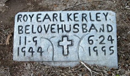 KERLEY, ROY EARL - Bastrop County, Texas | ROY EARL KERLEY - Texas Gravestone Photos