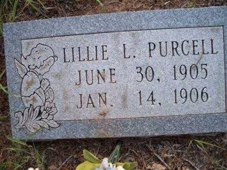 PURCELL, LILLIE LAVINIA - Bastrop County, Texas   LILLIE LAVINIA PURCELL - Texas Gravestone Photos