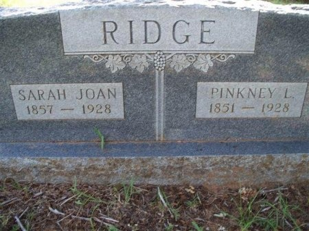 RIDGE, PINKNEY L. - Bastrop County, Texas   PINKNEY L. RIDGE - Texas Gravestone Photos