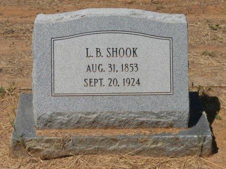 SHOOK, L. B. - Bastrop County, Texas | L. B. SHOOK - Texas Gravestone Photos