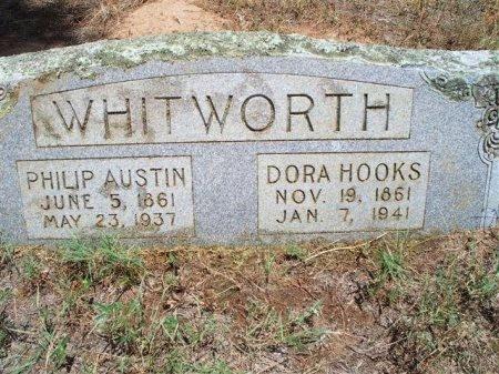 WHITWORTH, DORA - Bastrop County, Texas | DORA WHITWORTH - Texas Gravestone Photos