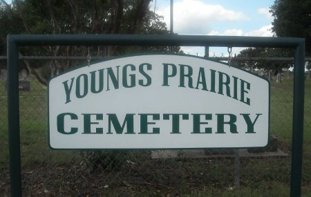 *YOUNG'S PRAIRIE SIGN,  - Bastrop County, Texas |  *YOUNG'S PRAIRIE SIGN - Texas Gravestone Photos