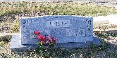 GAITHER BERRY, HELEN - Bell County, Texas   HELEN GAITHER BERRY - Texas Gravestone Photos